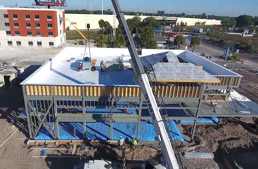 Triton C-Store Construction