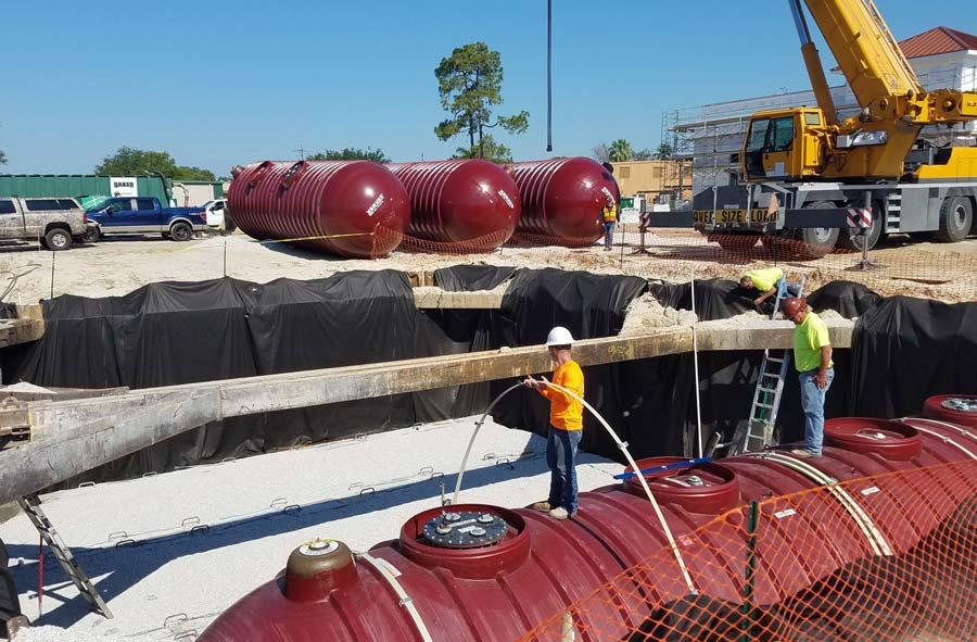 Triton Petroleum Construction